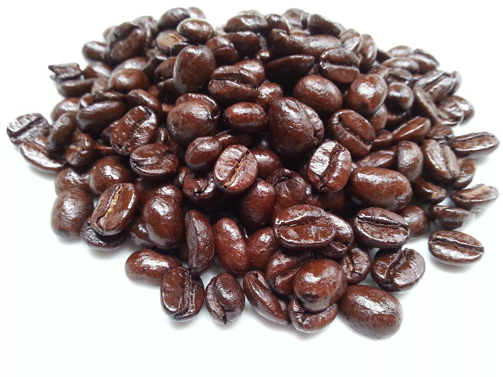 เมล็ดกาแฟ Arabica 100% Triple Blend