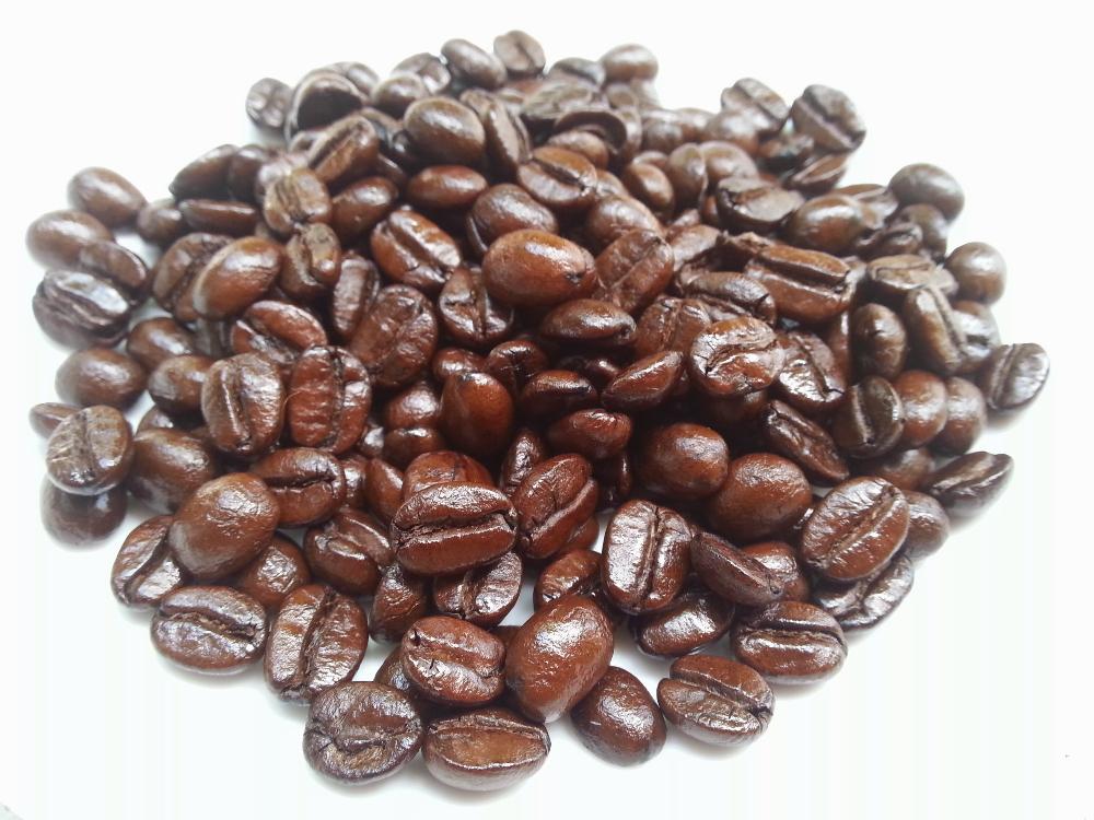 เมล็ดกาแฟพิเศษ โครงการหลวงฯ ศูนย์แม่ลาน้อย