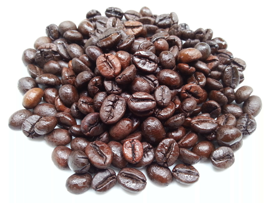 เมล็ดกาแฟ นางครวญ-คั่วระดับกลาง