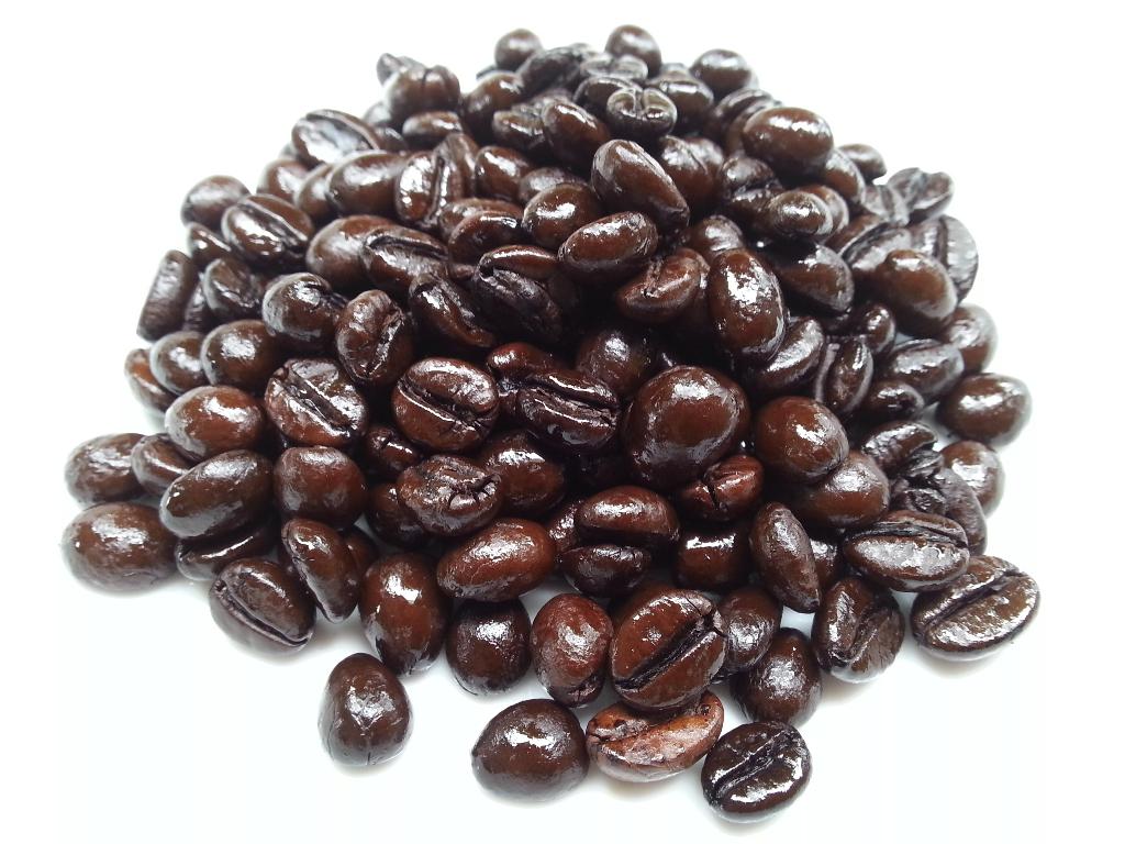 เมล็ดกาแฟ ไร่นางครวญ-คั่วระดับเข้ม